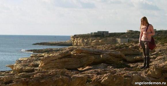 Съемки сериала «Ангел или демон» на Мальте