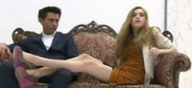 Павел Прилучный и Анна Андрусенко на фотосессии